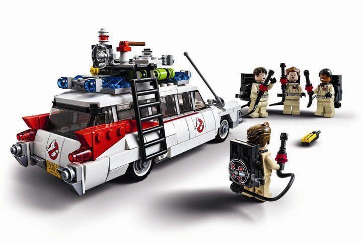 lego 21108 ghostbusters ecto 1 kopen online lego shop. Black Bedroom Furniture Sets. Home Design Ideas