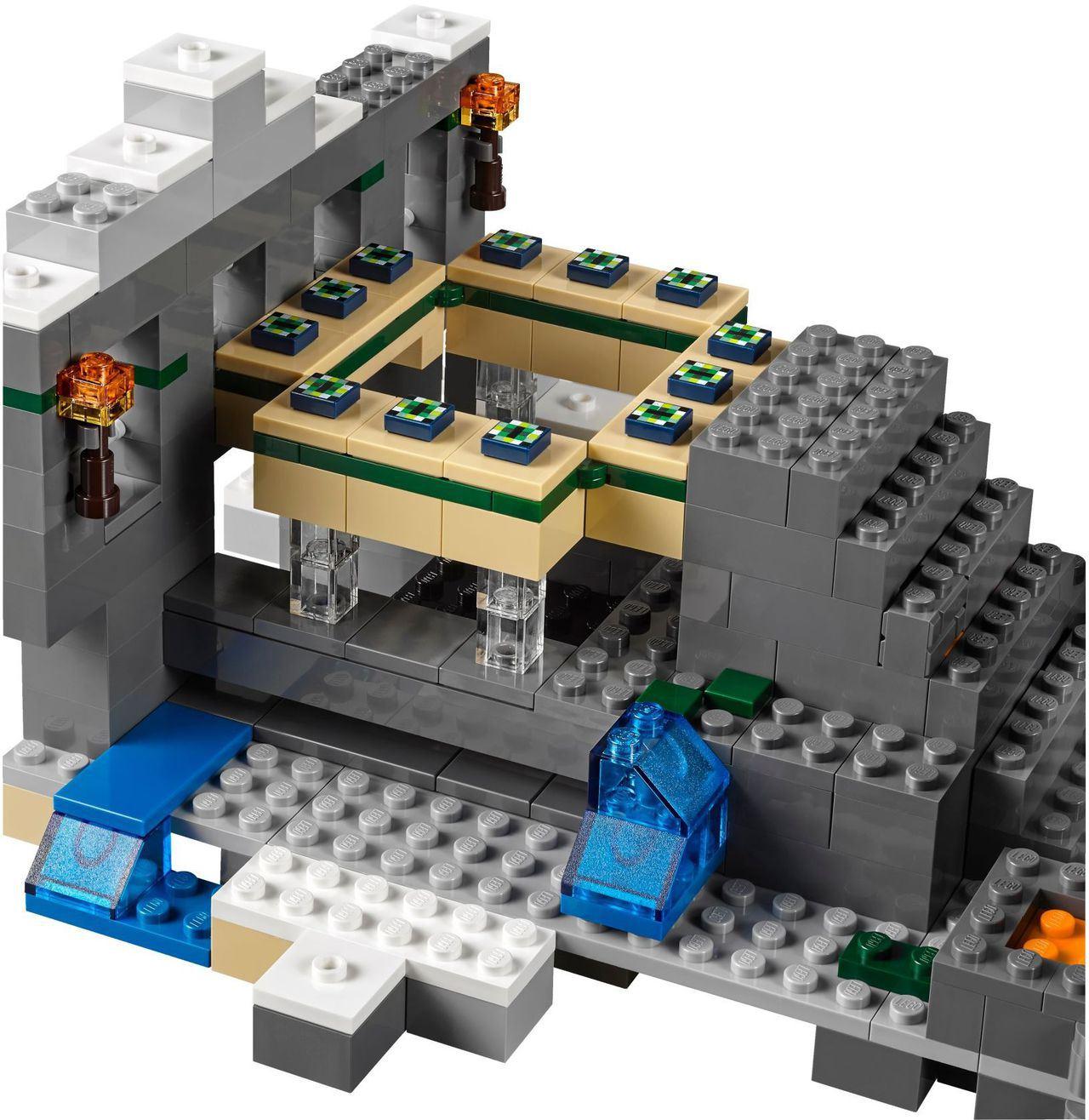 Lego minecraft 21124 het end portaal kopen online for Z portal