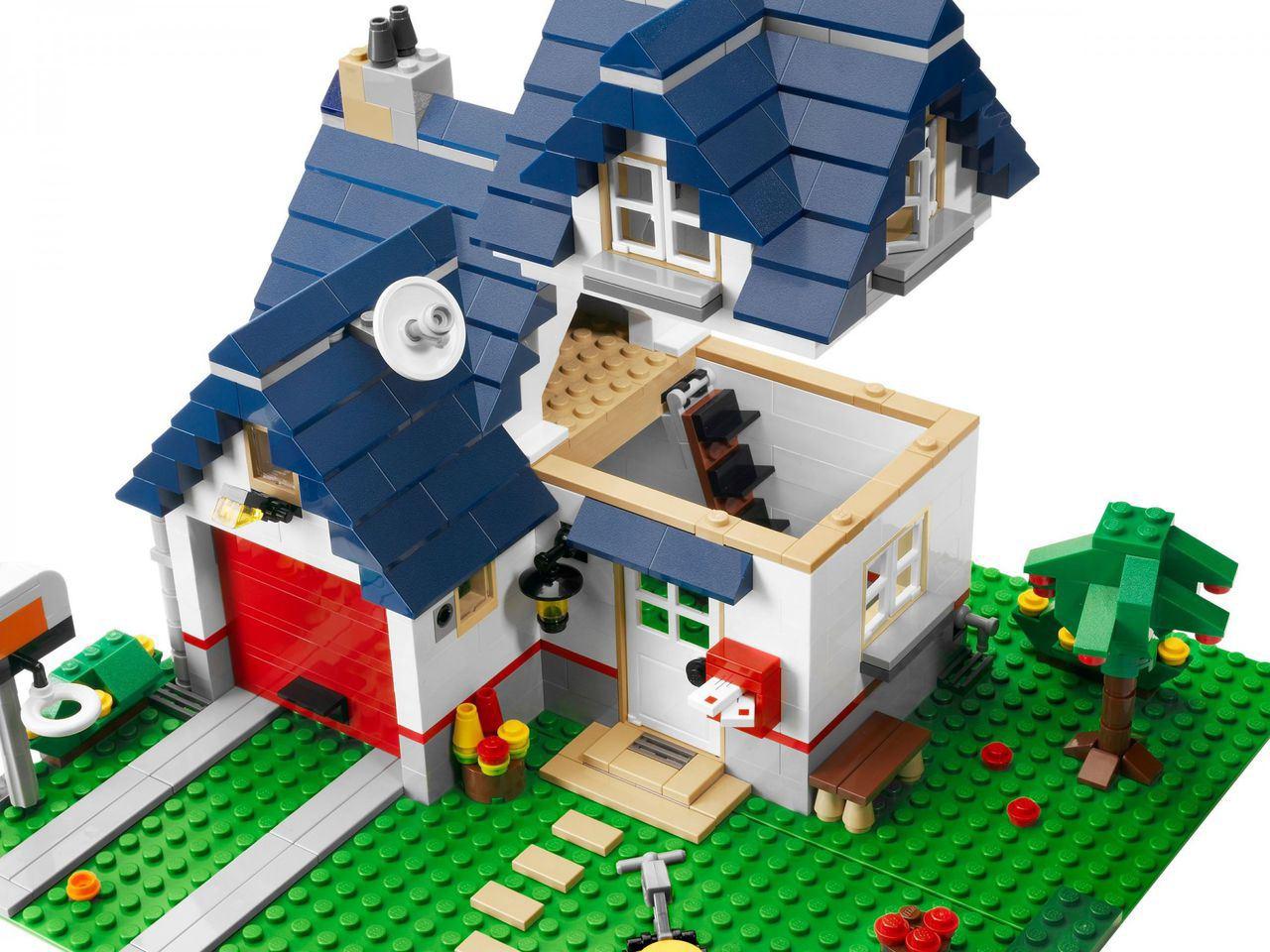 lego creator 5891 huize appelboom kopen online. Black Bedroom Furniture Sets. Home Design Ideas
