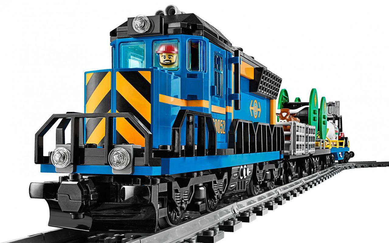 Lego City Treinen 60052 Vrachttrein Kopen Olgo Nl Online