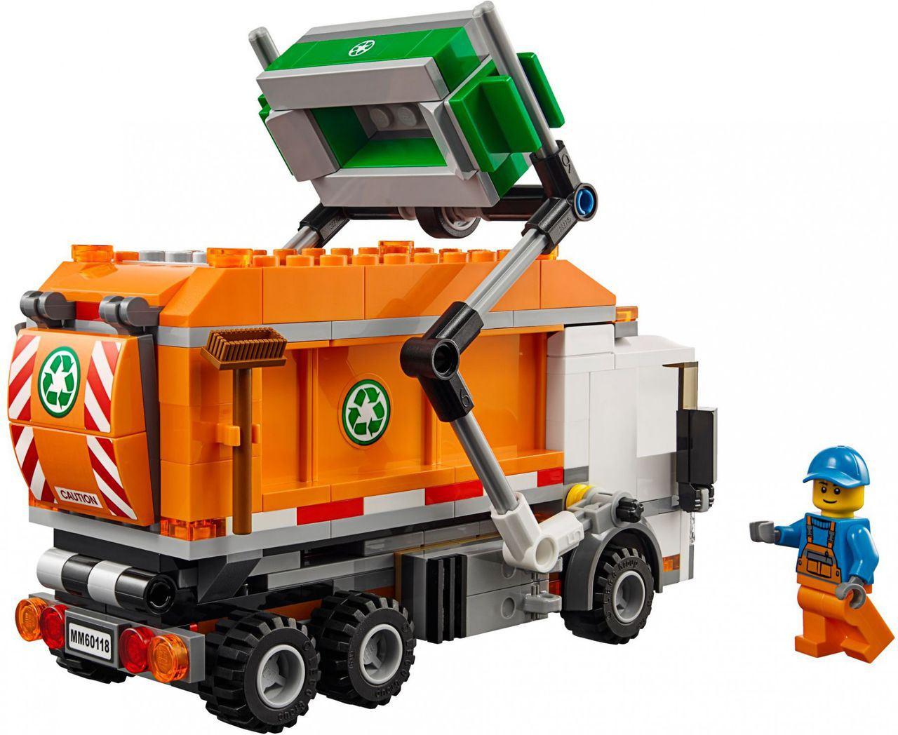 Lego City Auto S 60118 Vuilniswagen Kopen Olgo Nl Online