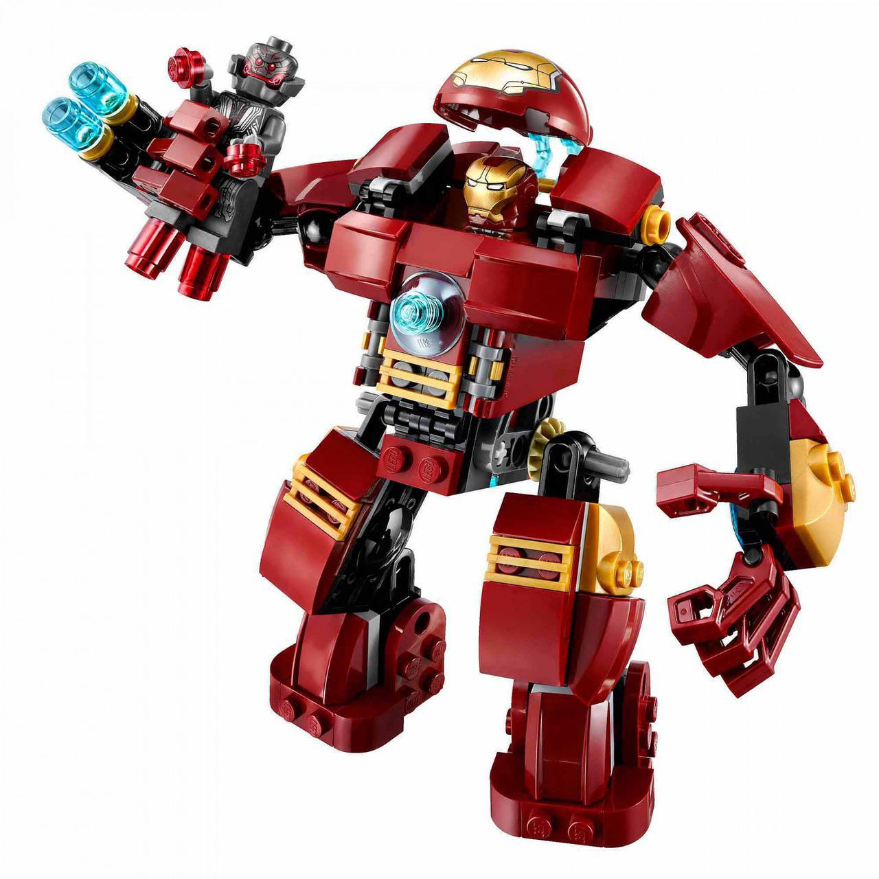 Lego Marvel Super Heroes 76031 The Hulk Buster Smash 76031