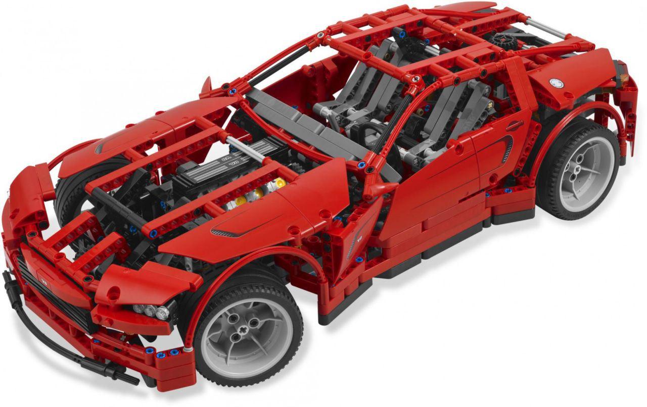 lego technic 8070 super car 8070 kopen online. Black Bedroom Furniture Sets. Home Design Ideas