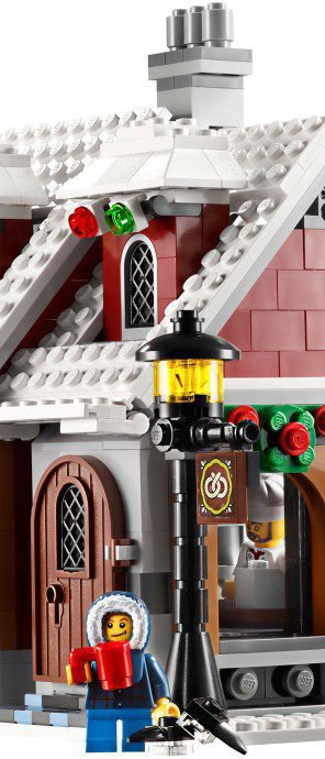 LEGO Kerst Winter Village Bakery 10216