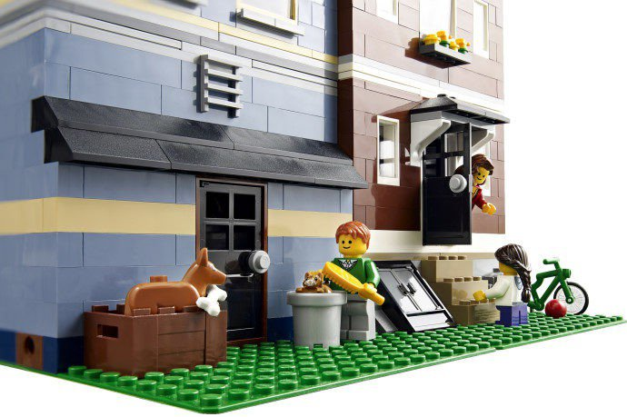LEGO 10218: Pet Shop