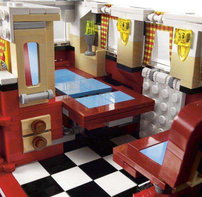 Lego 10220 Kopen Volkswagen T1 Camper Van 10220