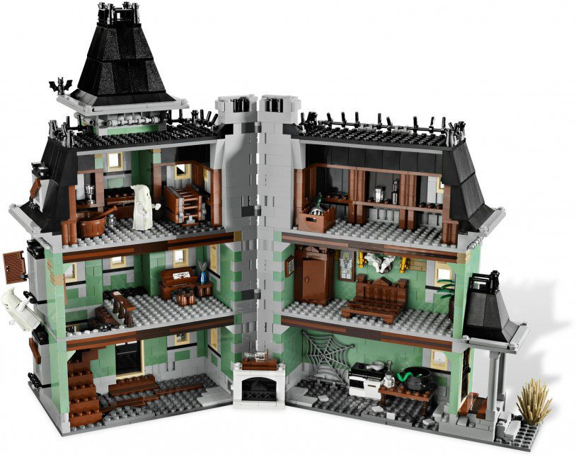 LEGO 10228 Monster Fighters: Haunted House