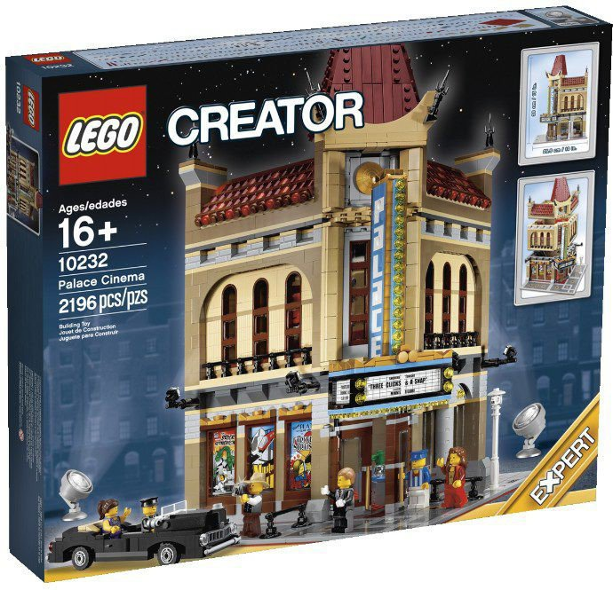 LEGO Palace Cinema 10232
