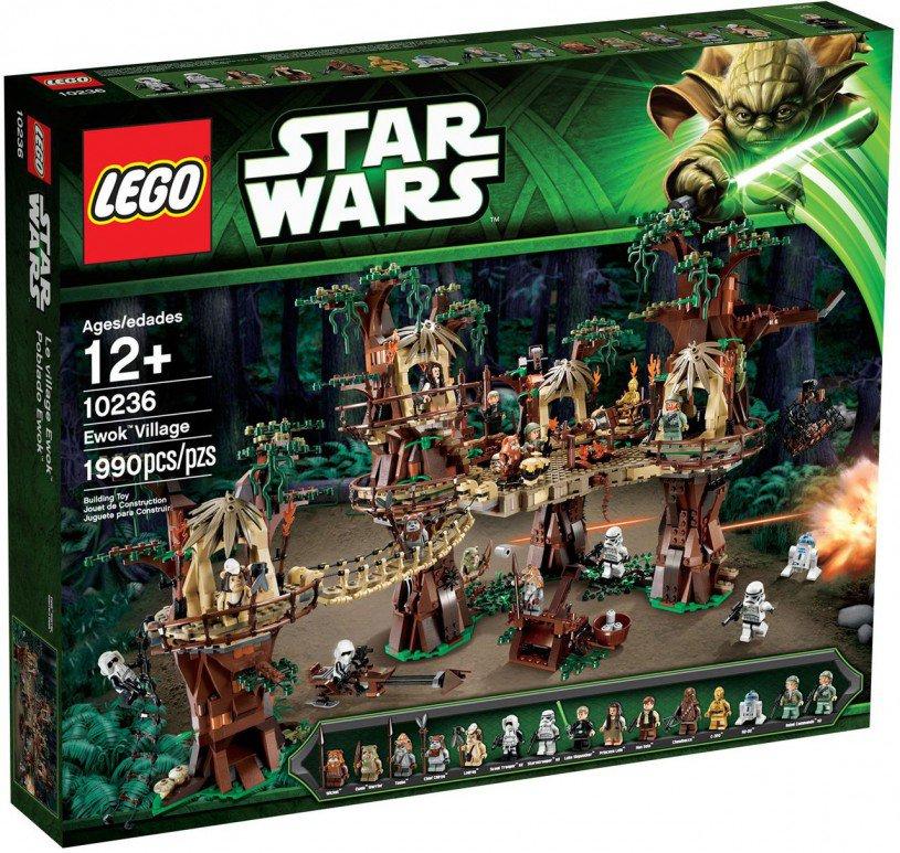 LEGO Star Wars - Ewok Village 10236
