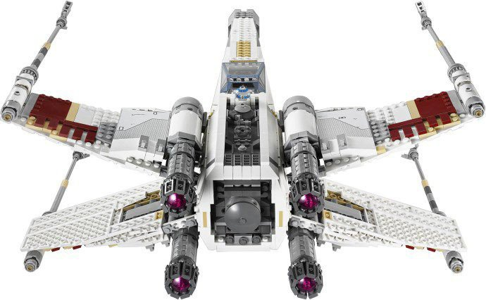 LEGO Star Wars - Red Five X-wing Starfighter 10240