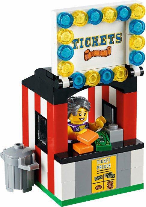 LEGO Kermis Attractie 10244
