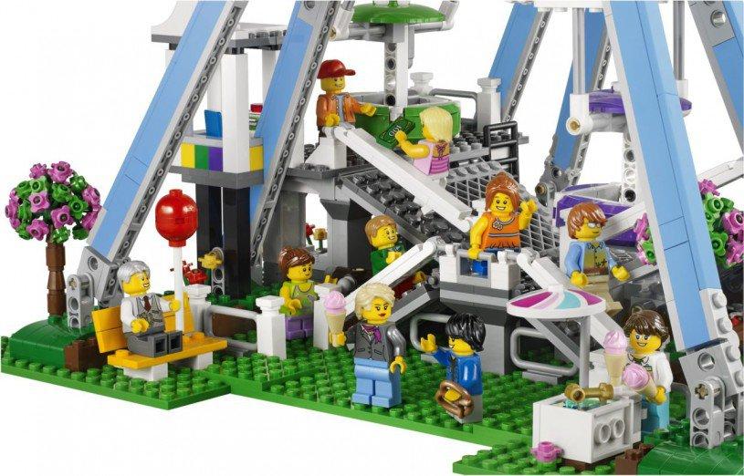 LEGO Creator Reuzenrad 10247