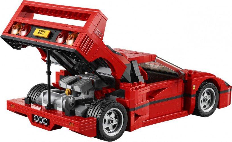 LEGO Ferrari F40 10248