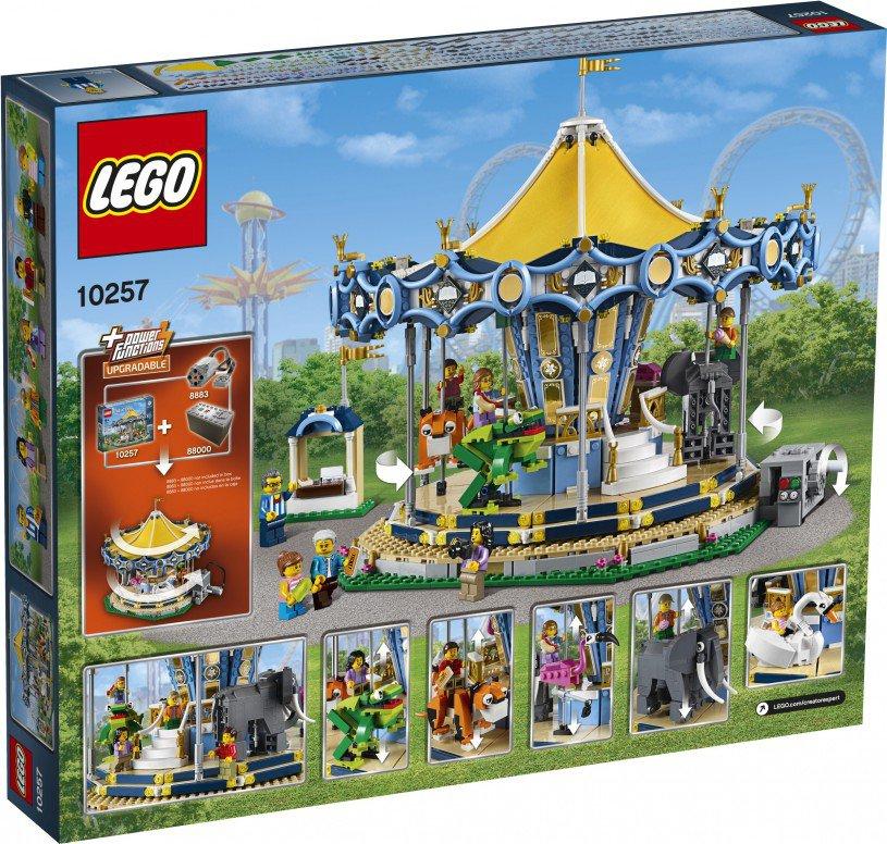 LEGO 10257 Creator: Draaimolen