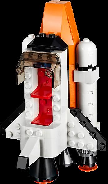 LEGO 10405 Classic: Missie naar Mars