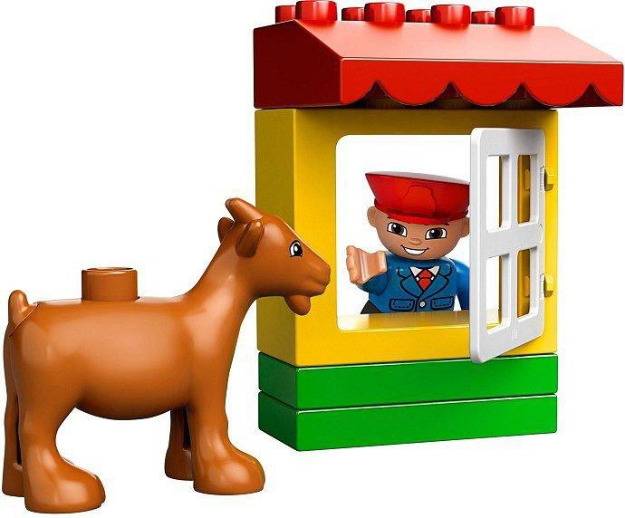 LEGO Duplo Mijn Eerst Treinset 10507