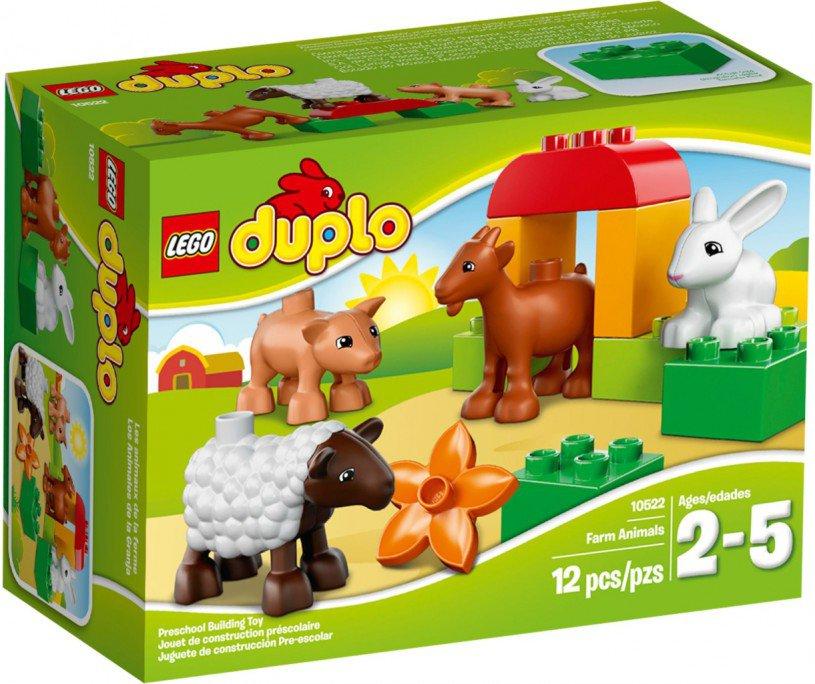 LEGO Duplo - Boerderijdieren 10522