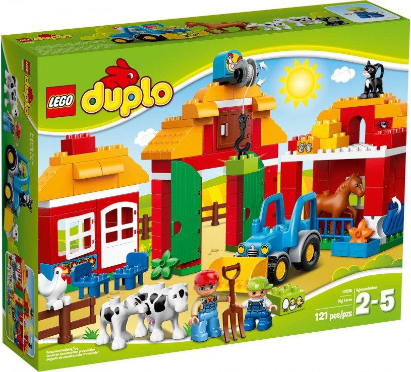 LEGO 10525 Duplo Grote boerderij