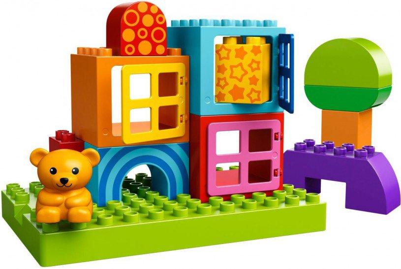 LEGO Duplo - Peuter Bouwen en Spelen Doos 10553