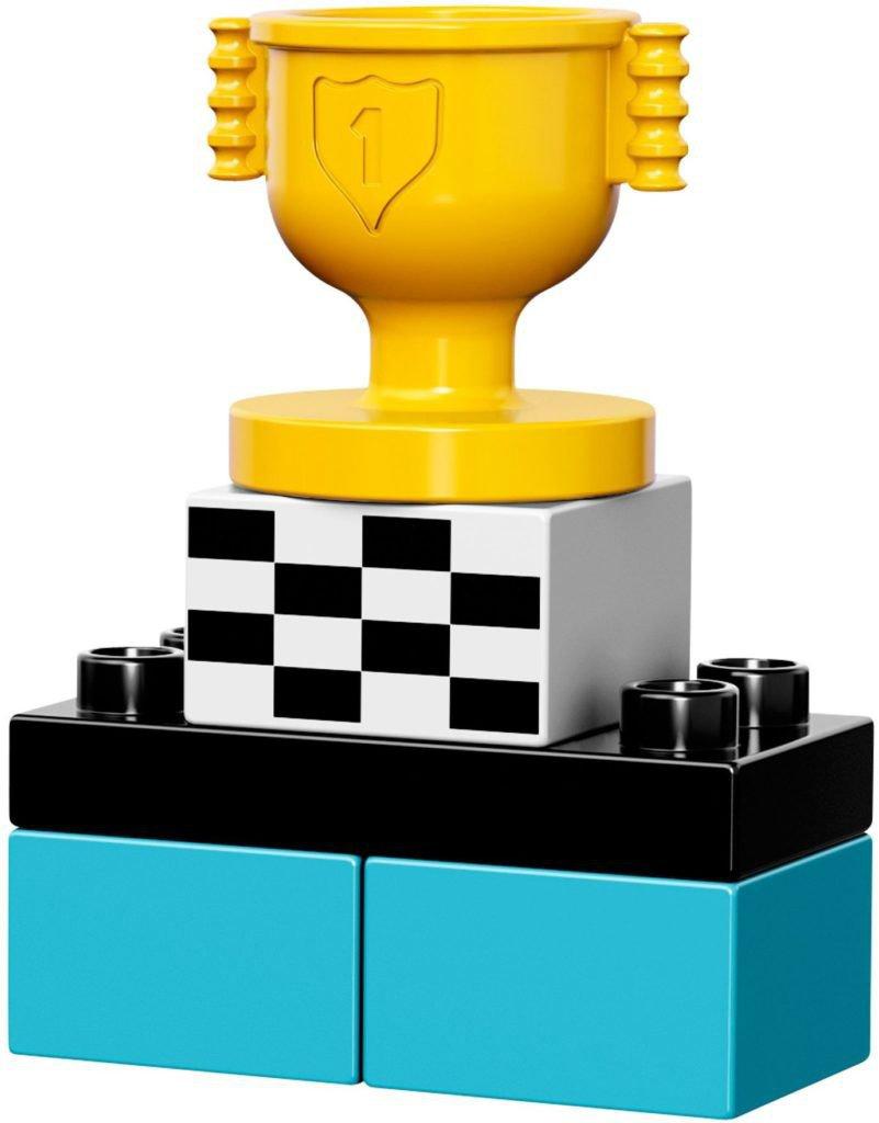 LEGO Duplo - Race Auto 10589