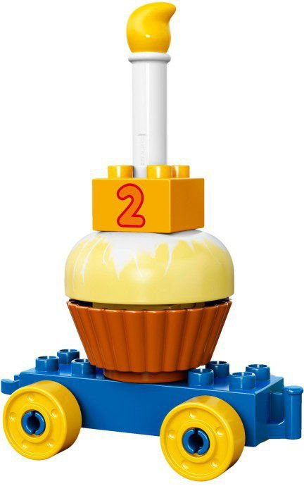 LEGO Duplo - Mickey & Minnie Verjaardagsoptocht 10597