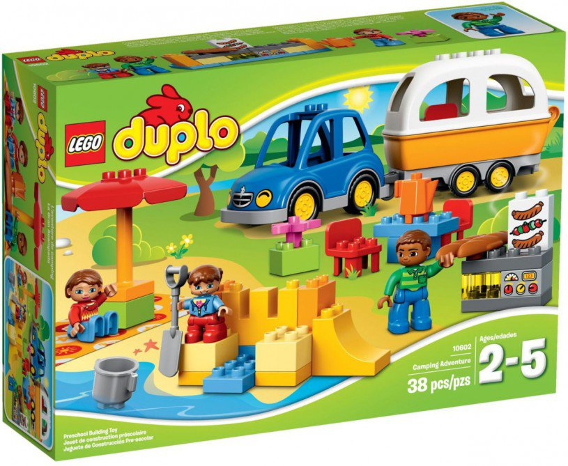 LEGO Duplo - Camping 10602