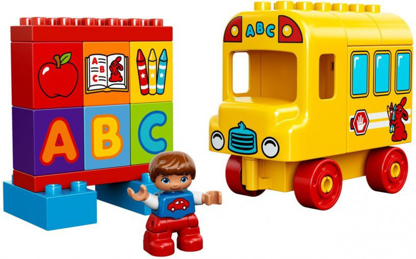 LEGO Duplo - My First Bus 10603