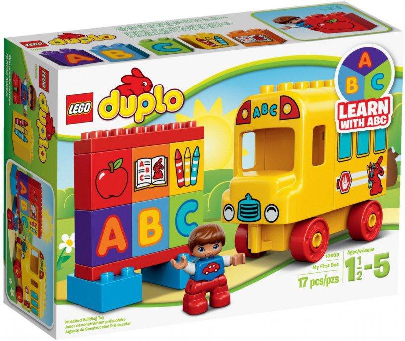 LEGO Duplo - My First Bus 10603