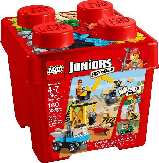 LEGO Juniors - Construction 10667