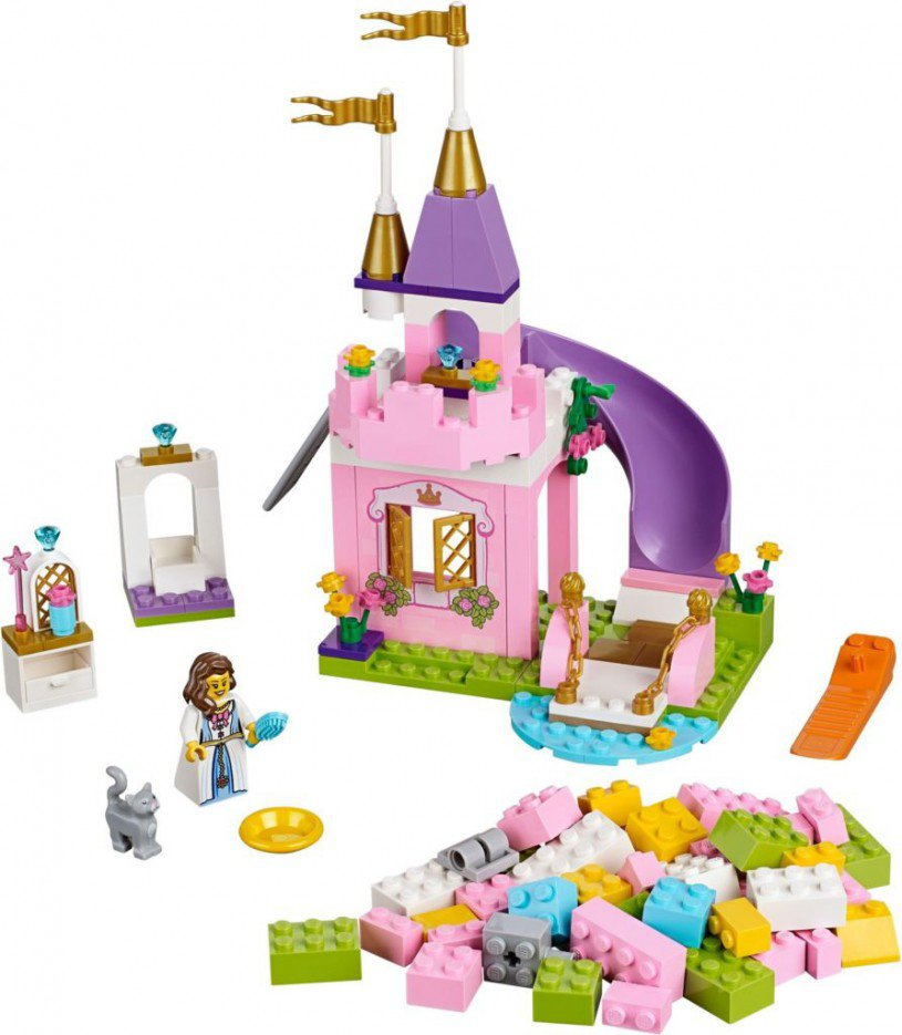 LEGO Juniors - Prinses Speelkasteel 10668