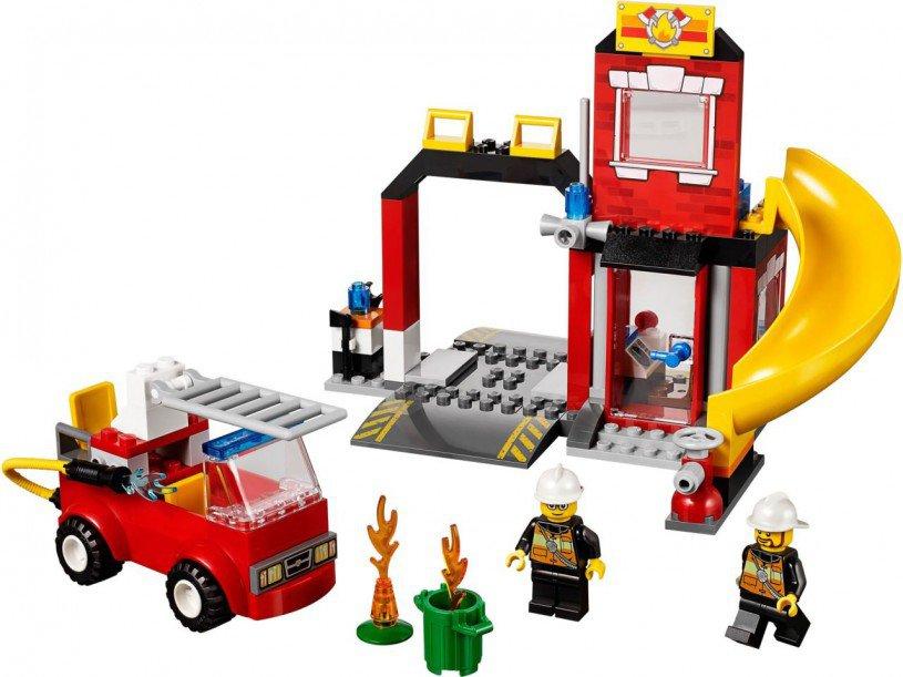 LEGO Juniors - Fire Emergency 10671