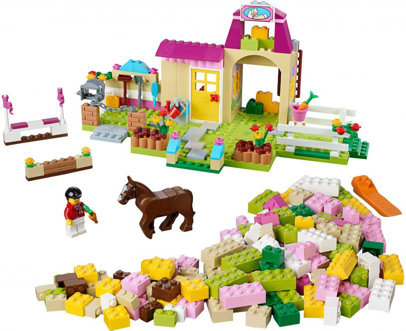 LEGO Juniors 10674 Pony Boerderij