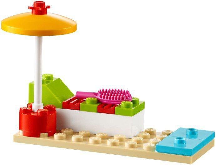 LEGO Juniors - Strandtochtje 10677