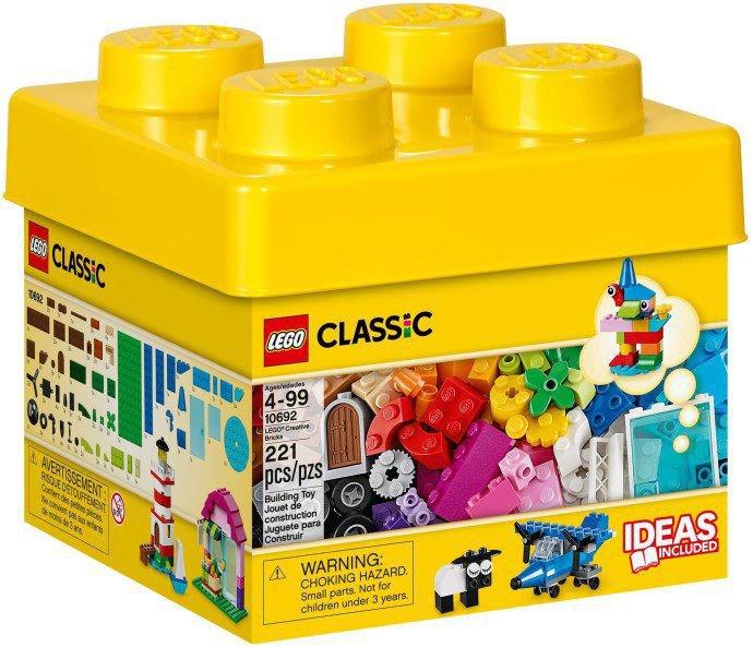 LEGO Classic - Creative Bricks 10692