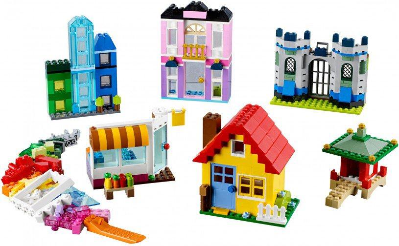LEGO 10703 Classic: Creatieve bouwdoos