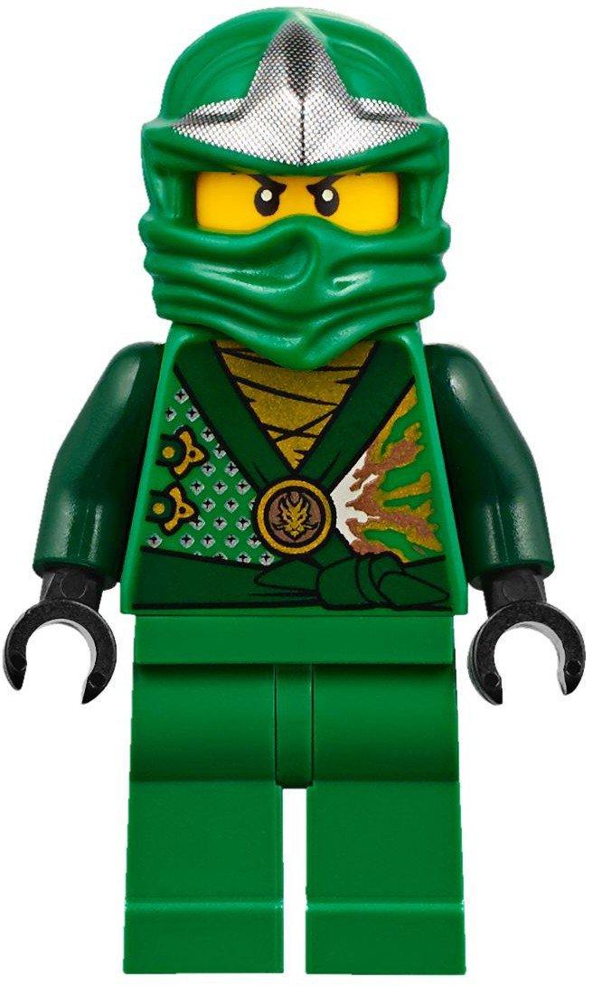 LEGO Ninjago 10725: Juniors verloren tempel