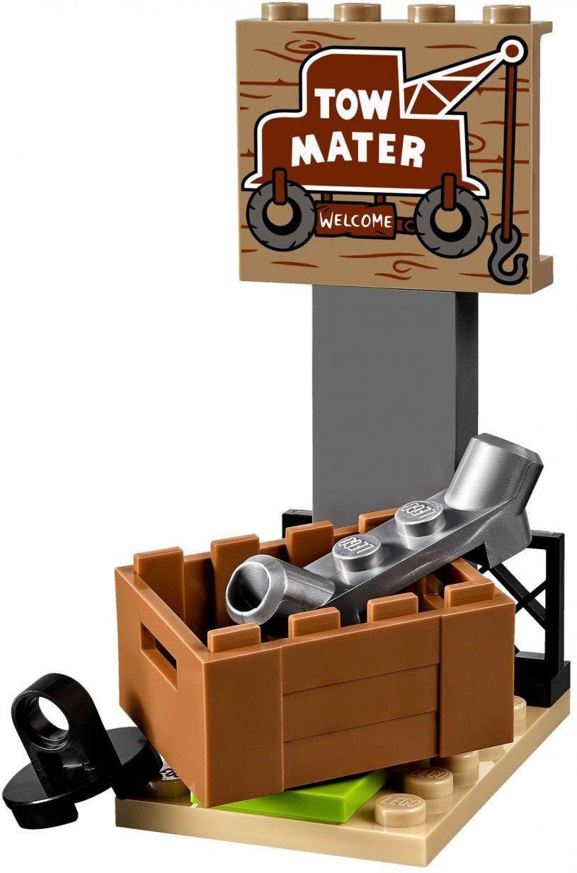 LEGO 10733 Juniors: Takels sloopterrein
