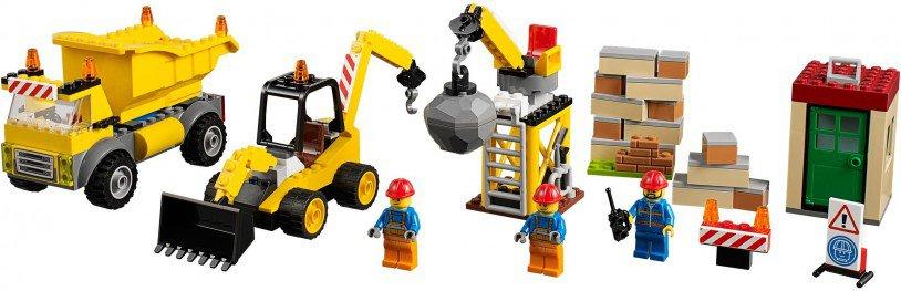 LEGO 10734 Juniors Sloopterrein