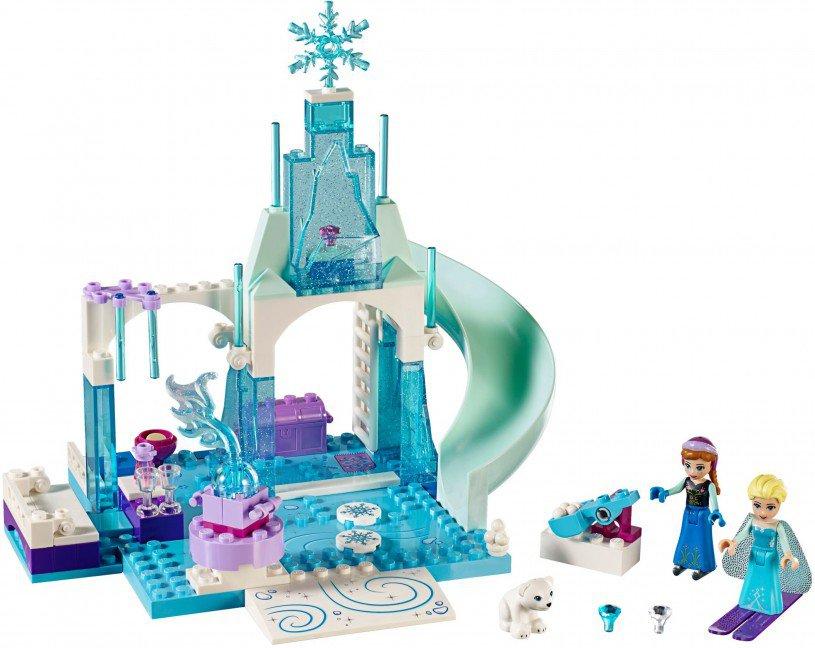 LEGO 10736 Juniors Anna & Elsa's bevroren speeltuin