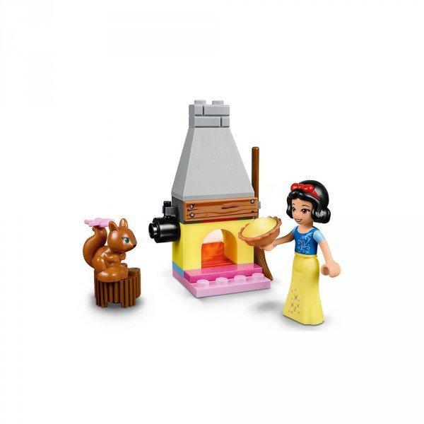 LEGO 10738 Disney Princess: Sneeuwwitjes boshut