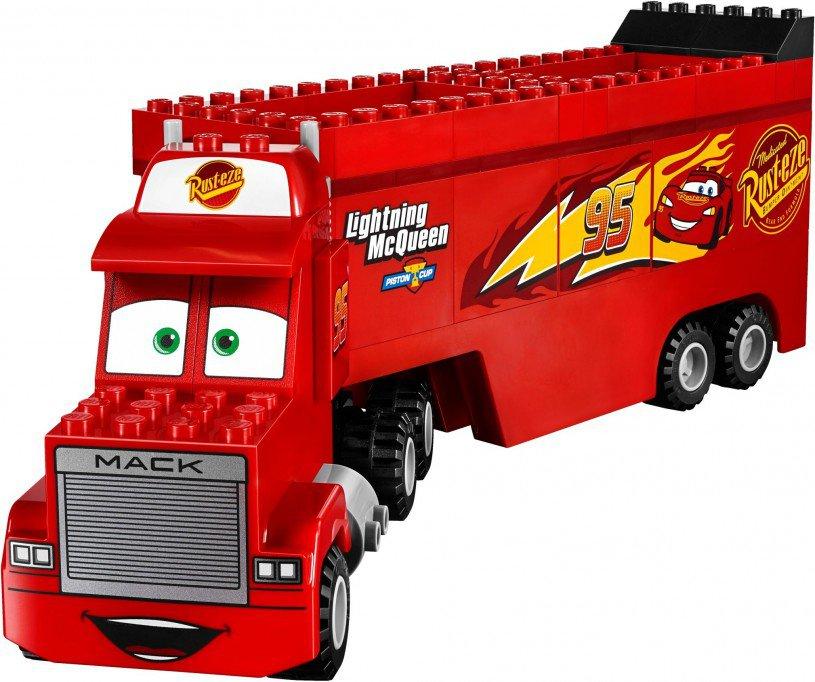 LEGO 10745 Cars: Florida 500 finalerace