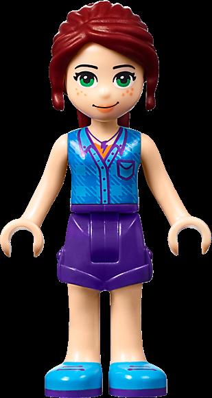 LEGO 10749 Friends: Mia`s biologische voedselmarkt