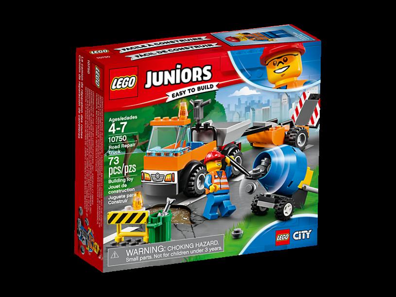 LEGO 10750 Juniors: Reparatietruck