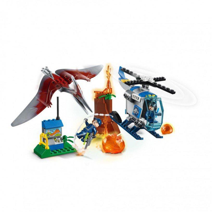 LEGO 10756 Juniors: Ontsnappen aan de pteranodon