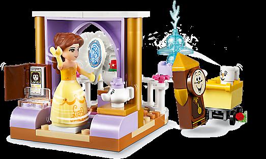 LEGO 10762 Juniors: Belle`s verhaaltjestijd