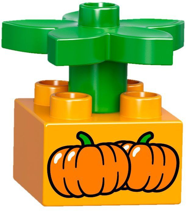 LEGO 10810 Duplo: Duwtrein