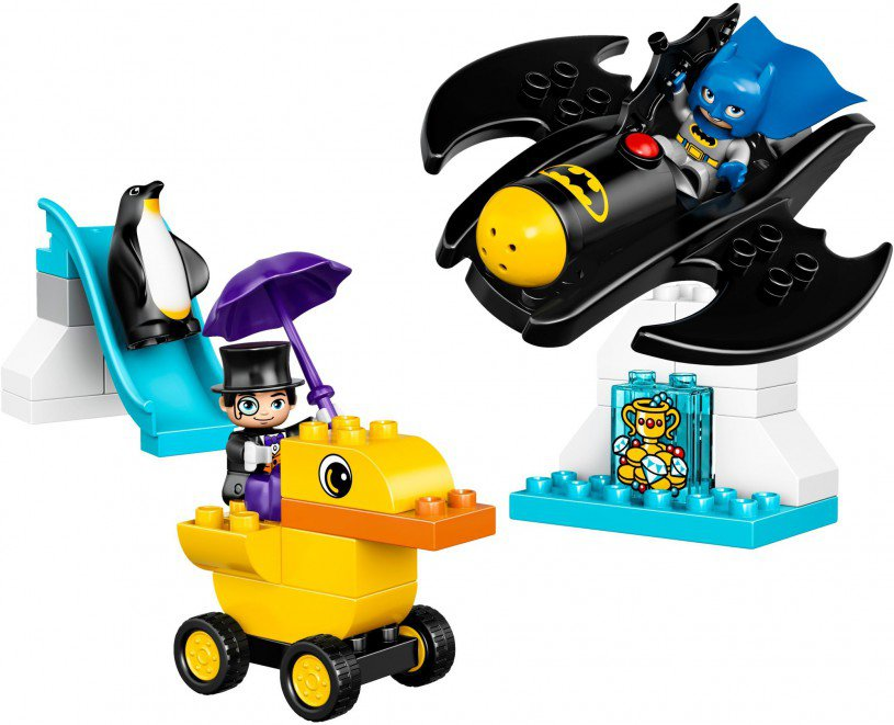 LEGO 10823 Duplo Batwing avontuur