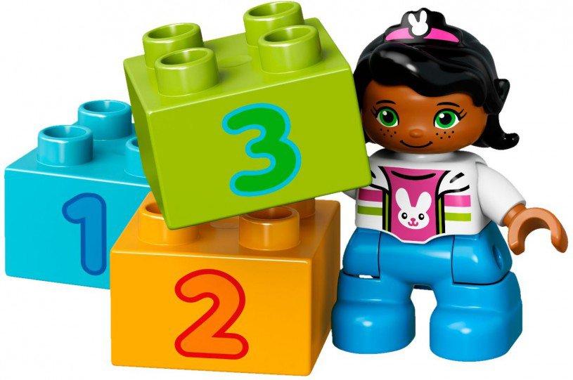 LEGO 10833 Duplo: Kleuterklas
