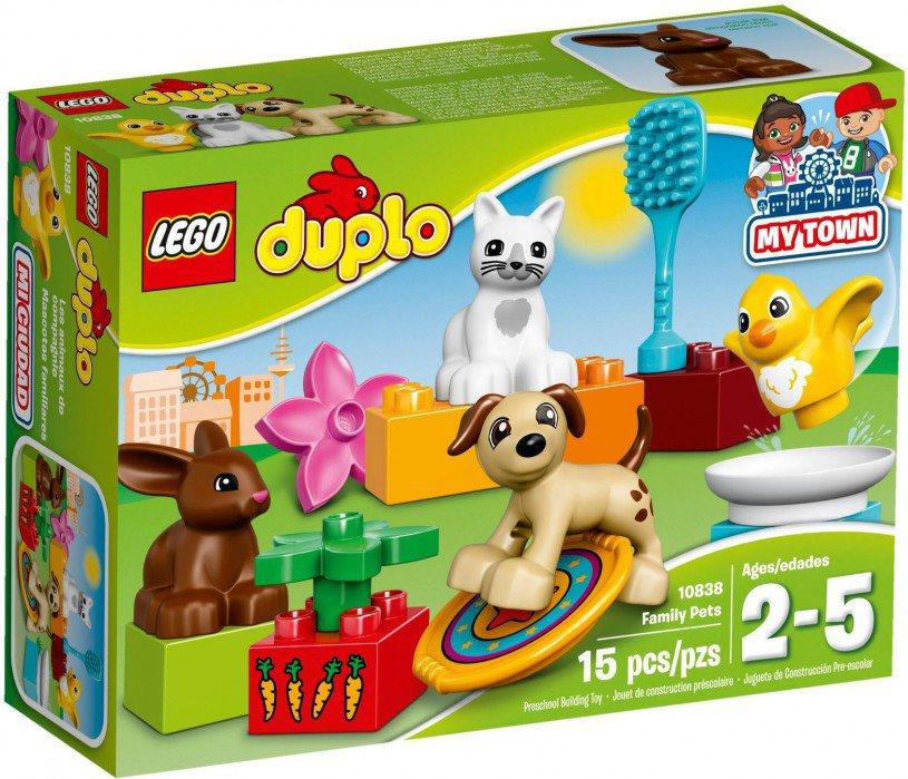 LEGO 10838 Duplo Huisdieren