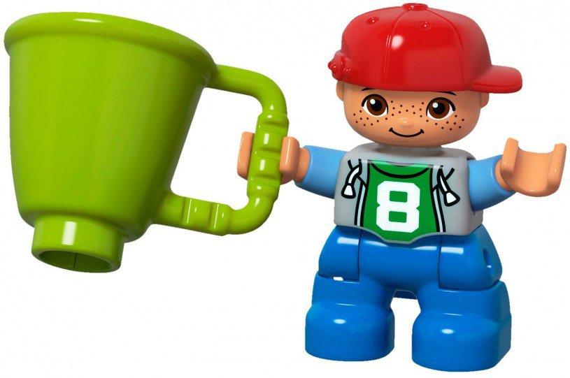 LEGO 10839 Duplo: Schiettent